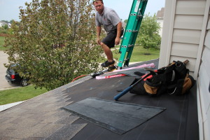 Roofing Contractors Insurance Cleveland